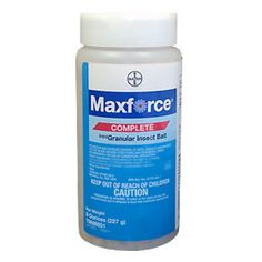 Maxforce complete granular bait by Bayer - #granules #bait #pestcontrol #bwicompanies