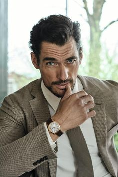 David J. Gandy — David Gandy for The Jackal Magazine || May 2017