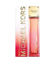 sexy rio de janeiro michael kors fragrance | El aroma de la rentrée: perfumes otoño 2014