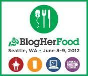 We're proud sponsors of BlogHer Food '12! Follow this board to see what we're making in Seattle...