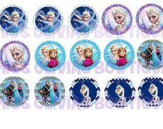 Disney congelado botella Cap imágenes congelados por maggie3891