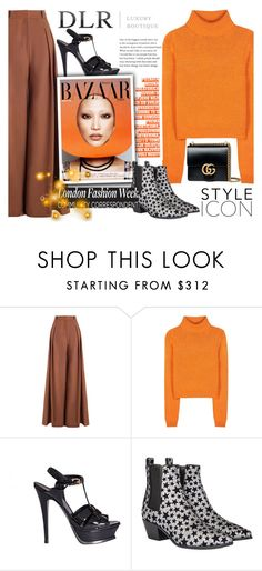 """DLRBOUTIQUE.COM"" by beenabloss ❤ liked on Polyvore featuring Zimmermann, Acne Studios, Yves Saint Laurent and Gucci"