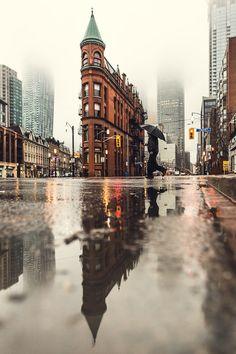 Toronto Flatiron Reflections Toronto Flatiron Reflections The post Toronto Flatiron Reflections appeared first on Fotografie. Reflection Photos, Reflection Photography, Photography Projects, Urban Photography, Creative Photography, Street Photography, Landscape Photography, Nature Photography, Travel Photography