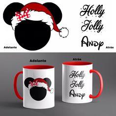 $ 163.00 1 Taza con diseño Minnie Santa «Nombre» De Cerámica Blanca con interior y asa de color rojo. Con capacidad de 11 oz. Perfectas para regalo de parejas Personalización: Sublimación por ambos lados. #tazaspersonalizadas #tazasnavideñas #regalo #regalosnavideños #minnie #santa #disney Minnie, Silhouette Cameo, Mugs, Tableware, Interior, Calla Lilies, Xmas, Holiday Gifts, Christmas Mugs