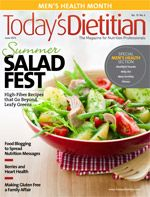 Research Suggests a Nutrient-Dense Diet May Play an Integral Role in Male Fertility: http://www.todaysdietitian.com/newarchives/060113p40.shtml