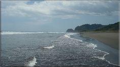 Hermosa beach, Puntarenas #CostaRica #InterbusCR #Transportation
