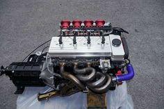 c30se tunen | opel cih 24v | Kompletter Rennmotor Opel CIH/16V Zahnriementrieb mir ...