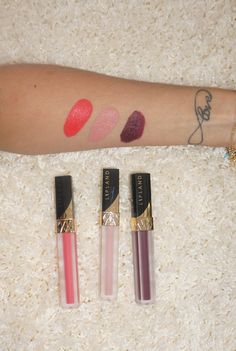 Lipland Amrezy Liquid Lipstick Review!