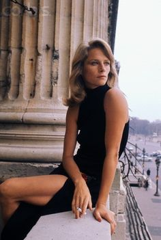 Charlotte Rampling more amazing apparel: http://999dresses.blogspot.com/