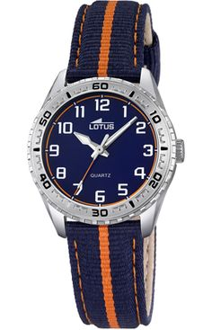 The reference of this Lotus watches Junior Collection is 18171-2