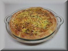 Receitas práticas de culinária: Tarte de Frango com Cenoura