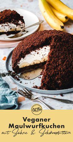Sweet Recipes, Vegan Recipes, Vegan Ideas, Eat This, Sweets Cake, Vegan Sweets, Cookie Recipes, Sweet Treats, Bakery