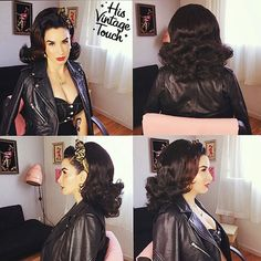 @LalaRomero Has got the volume straight out of the #1960s! Hair by @Hisvintagetouch. #Suavecitapomade #Suavecita #Pomade #Suavecitagroomingspray #Groomingspray #Hair #Hairstyle #60s #Vintagehair #Retro #Volume #Curls #Love #Suavecitabeauty #Beauty #Getitrucca!