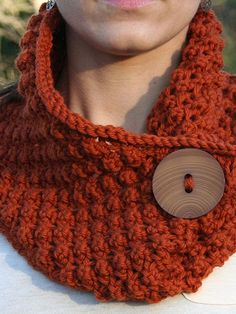 Redeemed Cowl Knitting Pattern Download from e-PatternsCentral.com -- This quick-knit cowl uses bulky yarn and an easy lace stitch for instant gratification! Make some in different colors for quick gifts.