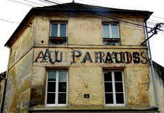 Goussanville vieux village (Abdanoned ghost town outside Paris ©Paris Paul Prescott)
