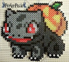 I'm still kinda sad that October is coming to an end...  But even with Halloween over I'll still make some creepy/cute themed perlers!! HAPPY HALLOWEEN EVERYONE!! I HOPE YOU ALL HAD ...