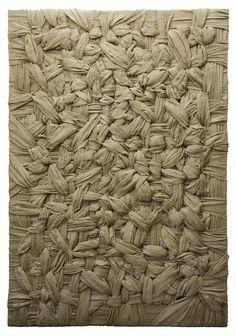 Shany van den Berg | Work Material Science, South African Artists, Hessian, 8th Of March, Den, Contemporary Art, Sculptures, Weaving, Fine Art