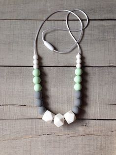 Hey, I found this really awesome Etsy listing at https://www.etsy.com/listing/242163877/mint-gray-white-geometric-silicone