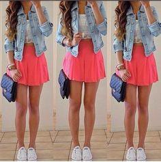 shirt shorts skirt jacket