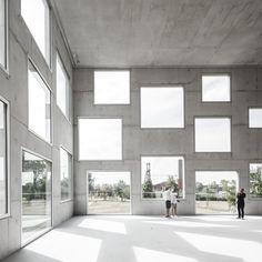 Kazuyo Sejima + Ryue Nishizawa / SANAA, Rasmus Hjortshøj · Zollverein School of Management and Design