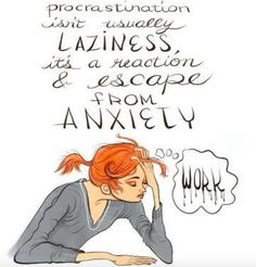 If you ever feel like no one understands you and your anxiety, these illustrations will. Just wait.