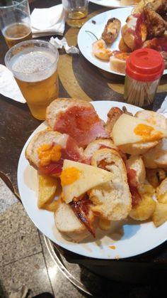 El Tigre del Norte - Madrid, España. Cena por 5 euros
