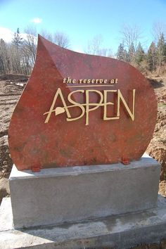 monument sign - Bing Images: