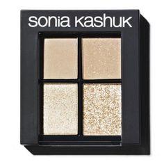 Sonia Kashuk golden eye palette. #crueltyfree makeup.