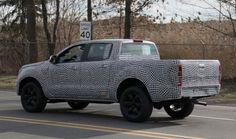 2019 Ford Ranger Spy Photos,Exterior– News – TheCarMotor