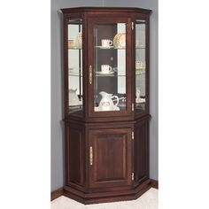 Home On Pinterest Corner China Cabinets Corner Cabinets