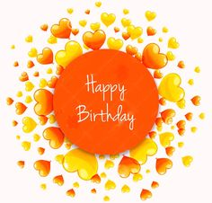 Happy Birthday discovered by eladvi on We Heart It Crazy Birthday Wishes, Happy Birthday Hearts, Cute Happy Birthday, Happy Birthday Friend, Birthday Blessings, Happy Birthday Pictures, Happy Birthday Messages, Happy Birthday Quotes, Happy Birthday Greetings
