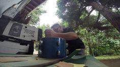 Vintage Drum Bearing Edge Restoration - Pt 2