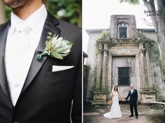 Alder Manor Wedding Day Bride and Groom :: Yonkers, NY :: Photographed by Samantha Margalit for Samantha Lauren Photographie