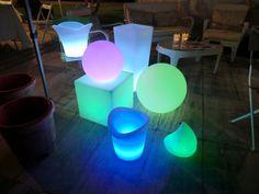 lampade a led in polietilene con batteria al litio ricaricabile