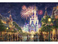 Disney Art on Main Street at Alexander's Fine Art - Main Street U.S.A. ® Walt Disney World ®, $0.00 (http://www.disneyartonmain.com/main-street-u-s-a-walt-disney-world/)