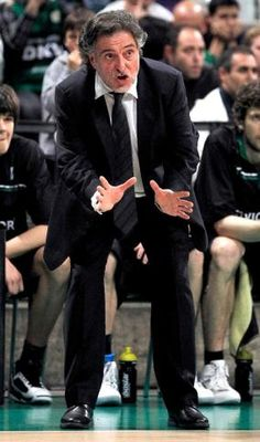 Pepu Hernández #Joventut #ACB #Entrenador