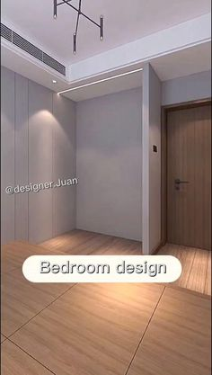 Small Room Design Bedroom, Small Bedroom Designs, Kitchen Room Design, Home Room Design, Small House Design, Home Interior Design, Beautiful Bedroom Designs, Small Apartment Interior, Decor Home Living Room