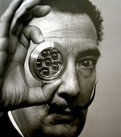 """""""Each morning when I awake, I experience again a supreme pleasure - that of being Salvador Dali."""""""