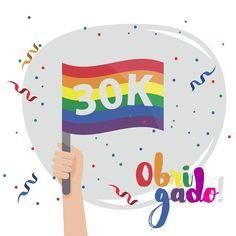 São 30 mil seguidores muitas emoções e muitos closes certos. É muito bom receber toda essa energia incrível de vocês cada seguidor que chega é mais um para somar no combate contra os preconceitos e as discriminações. A Liga só aumenta e a cada dia ganhamos mais poder e respeito juntxs mudaremos o mundo.  #30k #aligagay #rainbow #Pride #GayPride #Jampa #JoãoPessoa #PB #LGBT #LGBTPride #InstaPride #Instagay #Color #Travesti #Transexual #Dragqueen #Instadrag #Aligagay #Sitegay #SiteLGBT #Love…