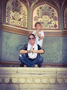 #Amber fort, #Jaipur# India, #Cairo http://BuddhafulBritt.com