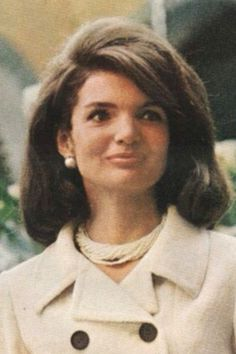 "Jacqueline Kennedy Onassis, (née Jacqueline Lee ""Jackie"" Bouvier; July 28, 1929 – May 19, 1994), was the wife of the 35th President of the United States, John F. Kennedy, and First Lady of the United States during his presidency from 1961 until his assassination in 1963.❤❤❤❤❤ http://en.wikipedia.org/wiki/Jacqueline_Kennedy_Onassis"
