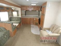 Used 2004 Forest River RV Flagstaff 831 FKSS Travel Trailer at General RV | Mt Clemens, MI | #126277