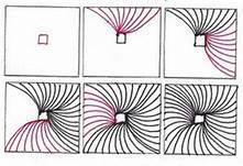Zentangle Step by Step - lots of ideas & info!!