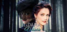 Дама под вуалью / La dama velata смотреть онлайн итальянский сериал на русском языке