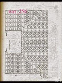 Irish crochet &: Блуза с коротким регланом