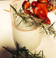 Limpia ramas aromáticas cerámica