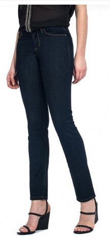 Jeans Skinny dark blue wash NYDJ – Nicole Urbanski Couture