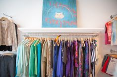 Who wants to come with me? - Bridge + Bardot vintage clothing shop (located at 1138 Dundas St. West)