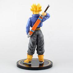 Figuarts Zero EX Dragon Ball Super Saiyan Trunks PVC Action Figure Collectible Model Toy 24cm K307