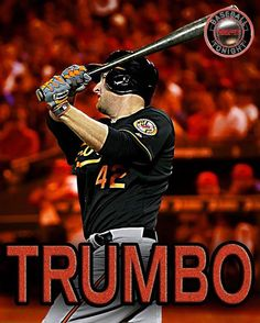 Mark Trumbo homered not once but twice in the 7th inning to help the O's take down the Rangers. 4/15/2016